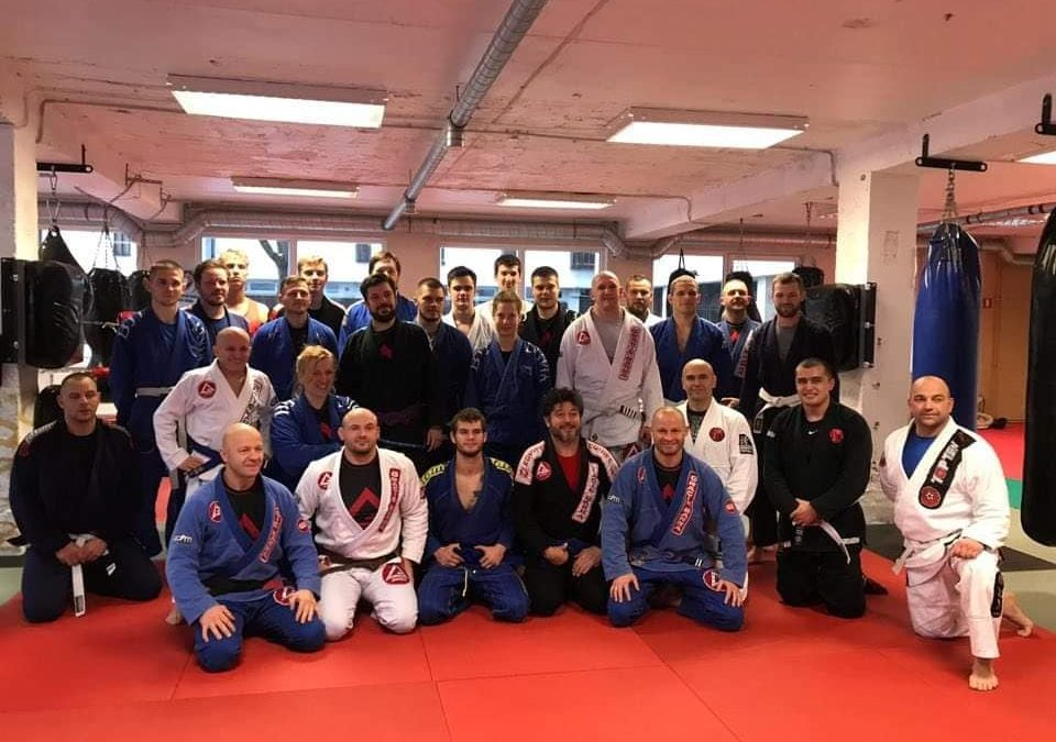 Vigor Sport Club MTÜ в гостях Amstaff Gym.  Город Рига, Латвия · 24-25.11.2018 семинар. Спасибо организаторам.