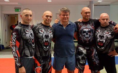 Мастер класс от Олега Тартарова.