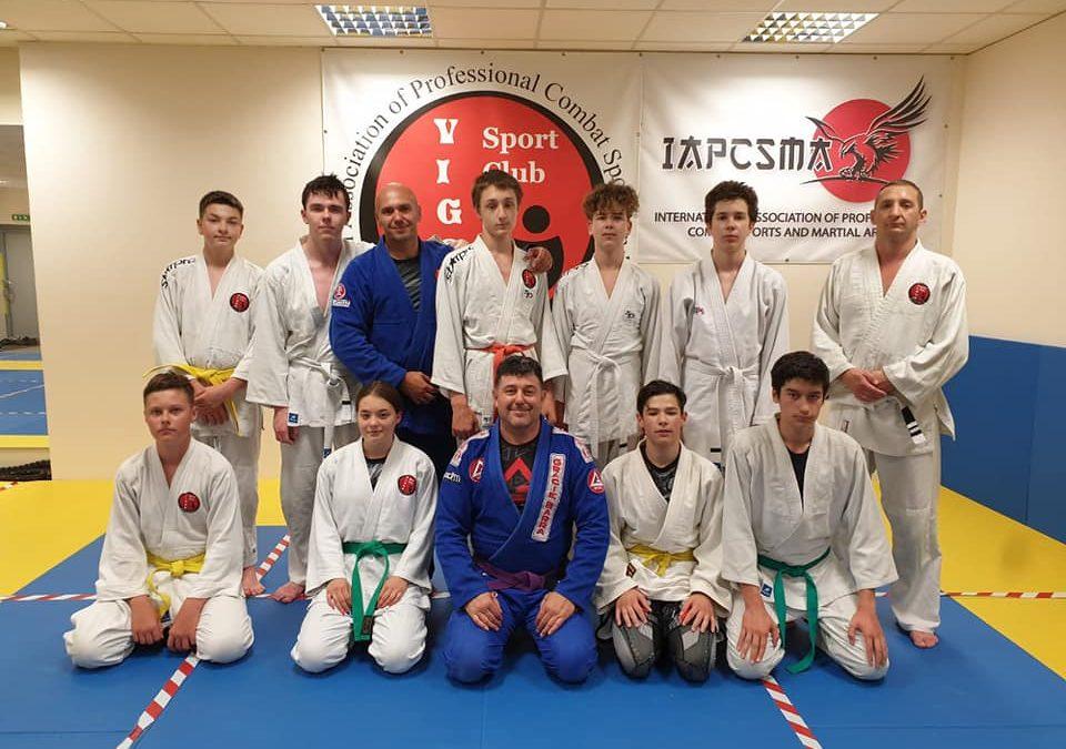 Vachid Esambulatov Мастер класс по BJJ